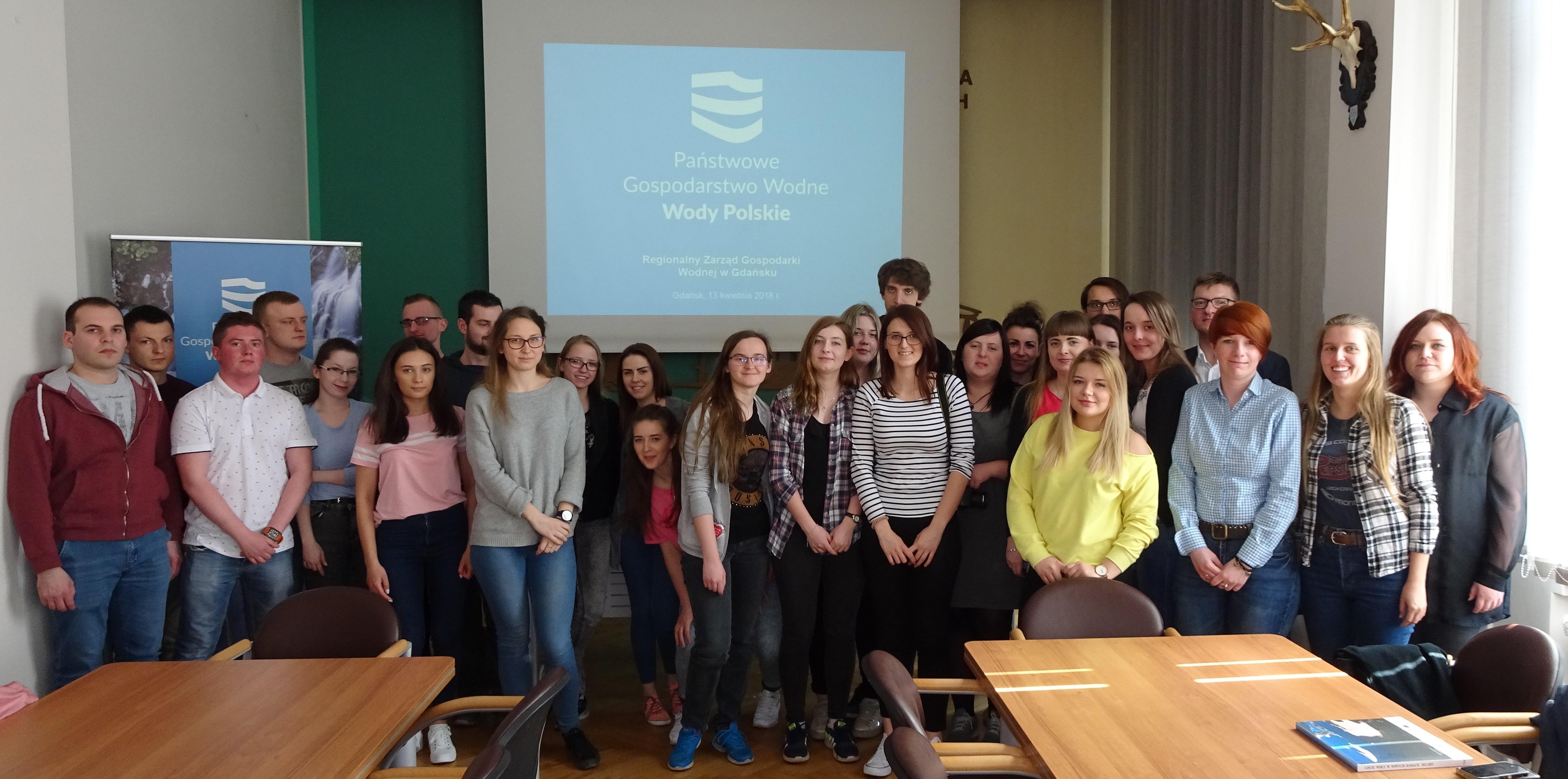 Studenci, UWM, RZGW, Wody Polskie