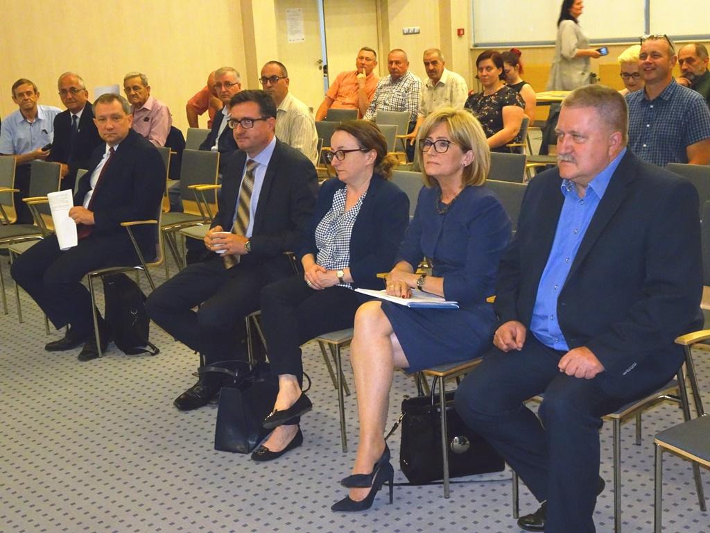 konferencja, wały Sartowice, Nowe