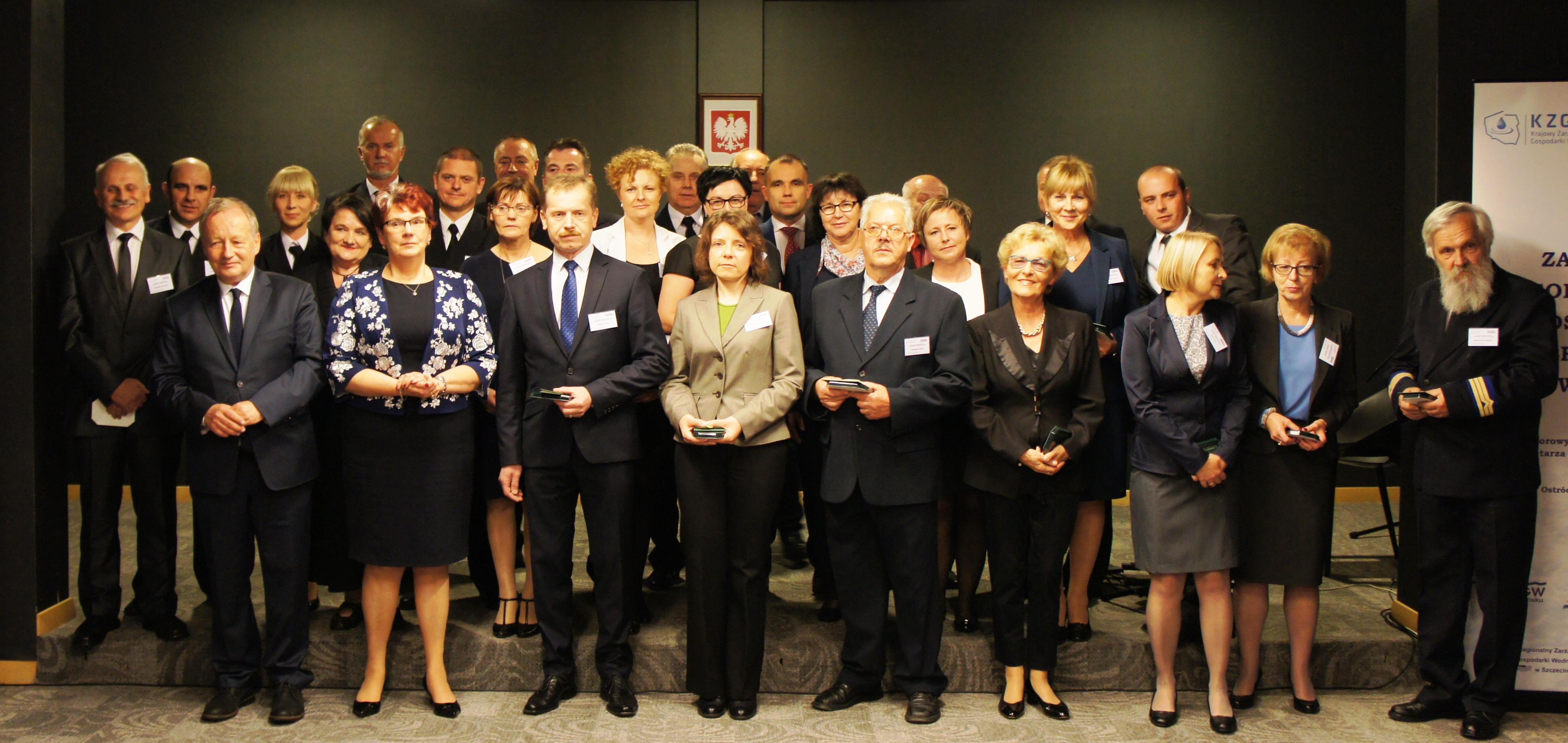 Konferencja  zarządanie zlewniowe Zdjecie2